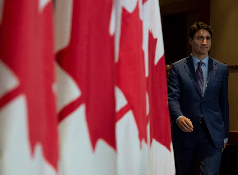 'Brain drain' question from student shadows Trudeau's trade push in Asia