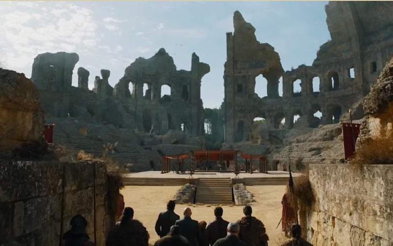 A scene from the season finale of Game of Thrones season 7 - but what does season 8 have in store?
