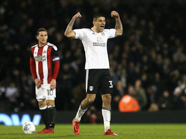 Tom Cairney claims Fulham are 'playing Premier League football in the Championship' as playoff race hots up