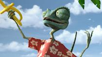 """<p><strong>Netflix's Description:</strong> """"When he becomes lost in the desert, pet chameleon Rango pretends he's a tough guy and ends up sheriff of a corrupt and violent frontier town.""""</p> <p><a href=""""https://www.netflix.com/title/70137742"""" class=""""link rapid-noclick-resp"""" rel=""""nofollow noopener"""" target=""""_blank"""" data-ylk=""""slk:Stream Rango on Netflix!"""">Stream <strong>Rango</strong> on Netflix!</a></p>"""