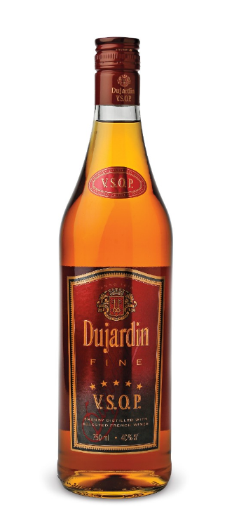"<p>A delicious brandy for those easy summer nights. <i>($26 <a href=""http://www.lcbo.com/lcbo/product/dujardin-vsop-brandy/10512#.V2AbjeYrKL4"" rel=""nofollow noopener"" target=""_blank"" data-ylk=""slk:via LCBO"" class=""link rapid-noclick-resp"">via LCBO</a>)</i></p>"