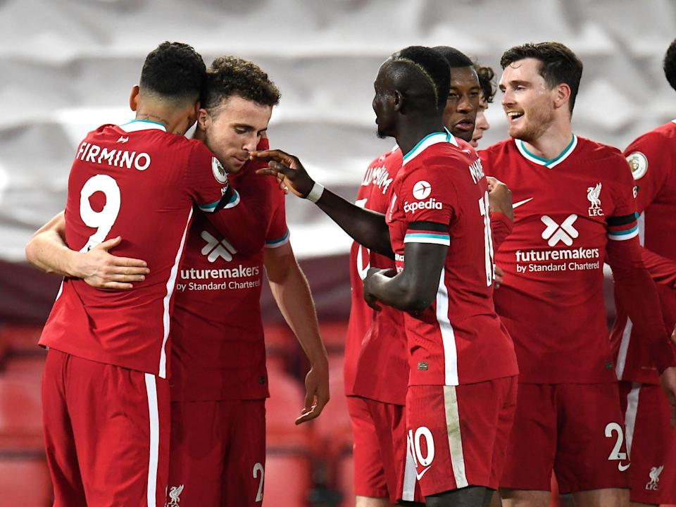Liverpool have the most rest days over Christmas, along with Fulham (Getty Images)