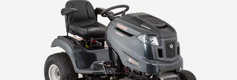 Troy Bilt Xp With Fuel Injection A First For Home Mowers