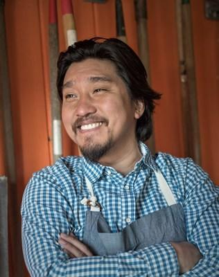 Chef Edward Lee will demonstrate how to make and use high quality, sweet and savory compound butters in a Slow Food Live virtual event presented by Truly Grass Fed, a premium Irish butter brand, on October 27 at 2 p.m. EDT.