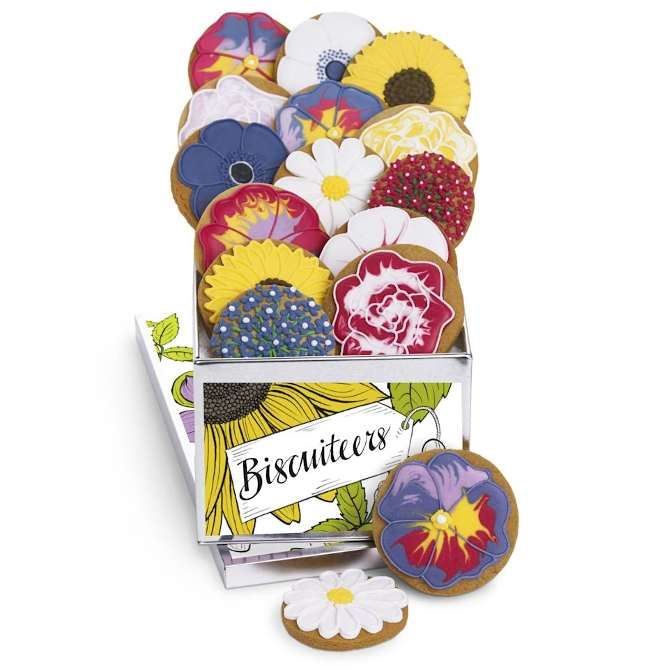"""<p><a rel=""""nofollow"""">Biscuiteers, £39.50</a> </p>"""