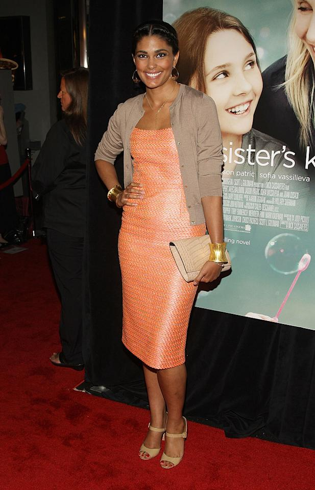 """Rachel Roy at the New York City premiere of <a href=""""http://movies.yahoo.com/movie/1810003155/info"""">My Sister's Keeper</a> - 06/24/2009"""