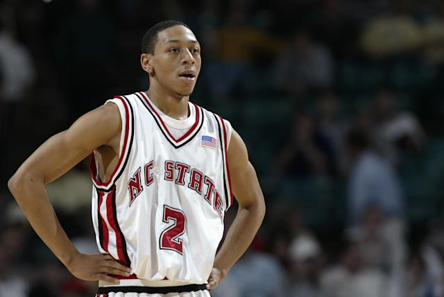 Anthony Grundy spent more than a decade playing international basketball after his career at NC State. (Craig Jones/Getty Images)