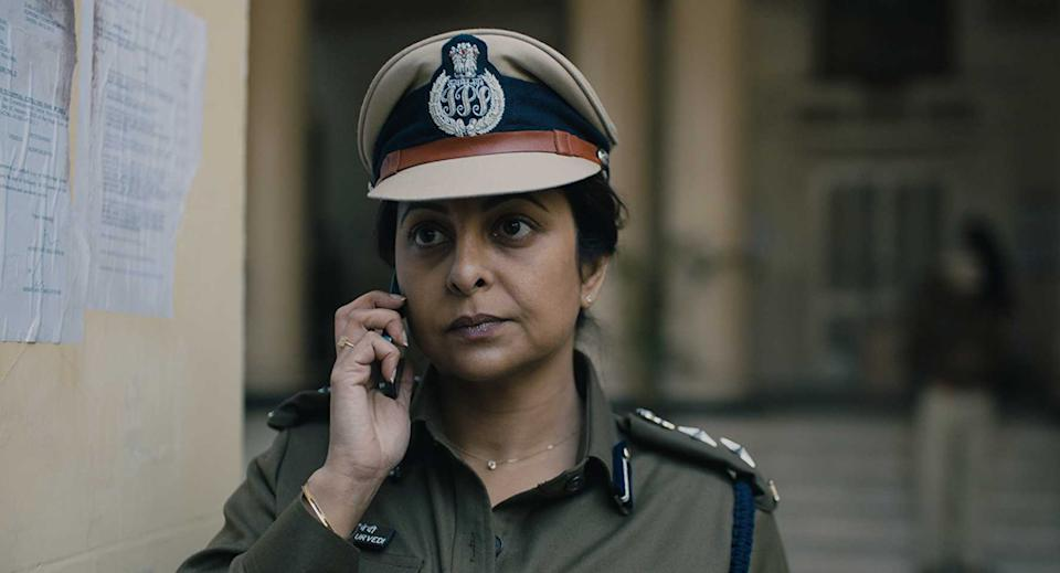 One of the best female actors around, Shefali has done only a handful of films over the years, but she's an impact maker in every role. To the Netflix generation, she gives an unforgettable performance as police chief Vartika Chaturvedi in a story based on the Nirbhaya rape and murder. <em>Delhi Crime</em> tracks the super cop and her rag tag team through the extreme challenges of bringing the rapists to book. Shefali is the story's anchor, and it's through her that the audience gets its sense of fear, anger, and hope. In nailing the role, Shefali also drives home the point that actresses over 45 can deliver winners with the right script.