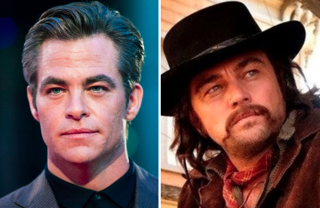 Chris Pine Discovers Tarantino Put Grandmother in 'Once Upon a Time'