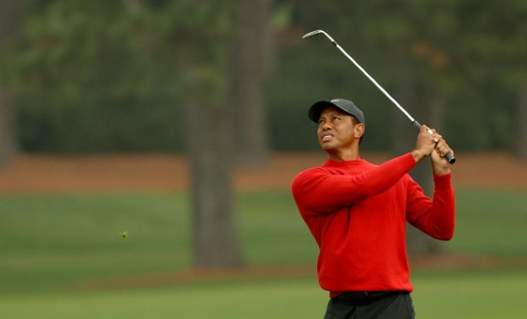 Tiger Woods will play with his son Charlie in a tournament for the first time next month
