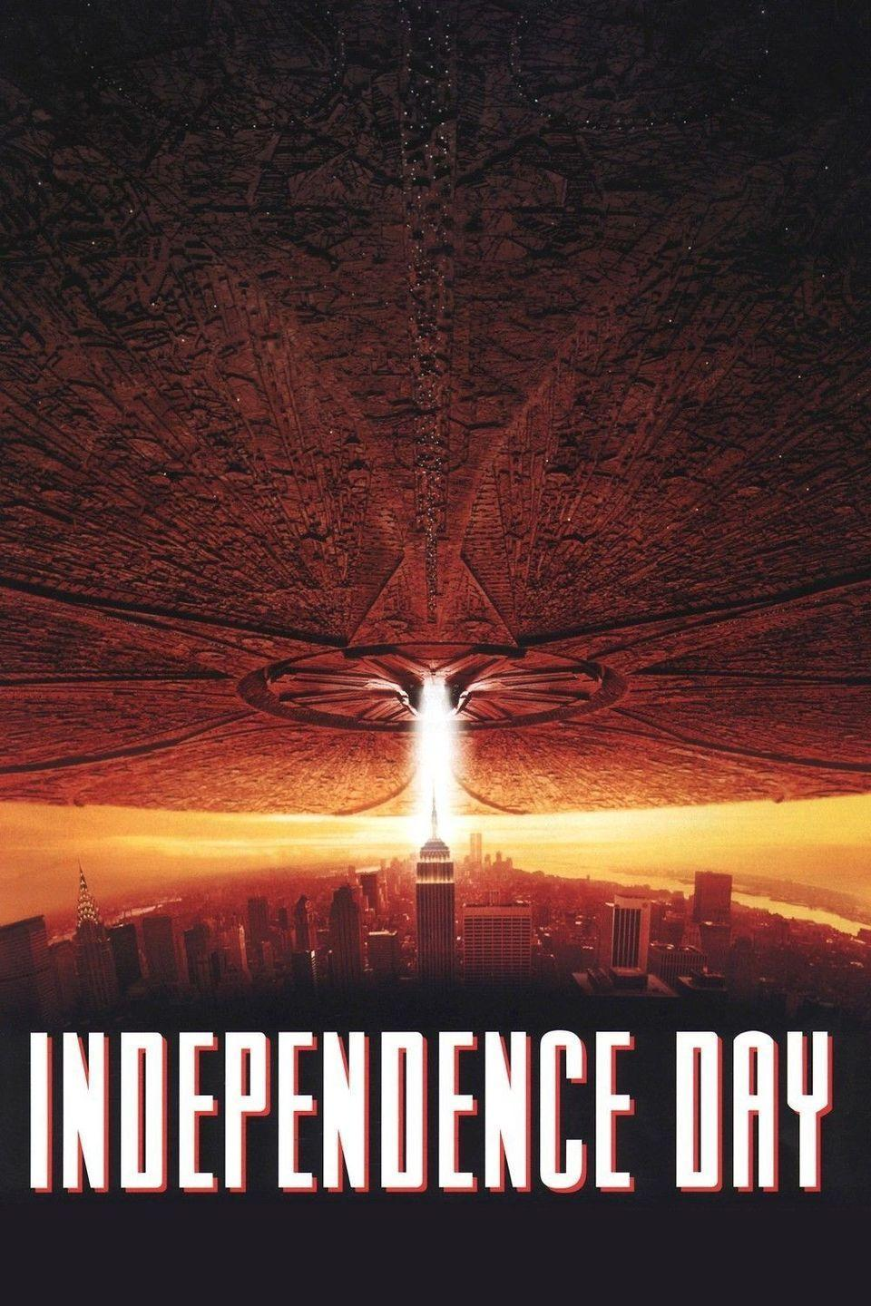 """<p>No list of 4th of July movies would be complete without <em>Independence Day. </em>This action-packed movie is about aliens attacking the planet, and a team of human survivors who are determined to save Earth. <br><br><a class=""""link rapid-noclick-resp"""" href=""""https://www.amazon.com/Independence-Day-Bill-Pullman/dp/B000I9UA30/ref=sr_1_1?tag=syn-yahoo-20&ascsubtag=%5Bartid%7C10070.g.36156094%5Bsrc%7Cyahoo-us"""" rel=""""nofollow noopener"""" target=""""_blank"""" data-ylk=""""slk:STREAM NOW"""">STREAM NOW</a></p><p>__________________________________________________________</p><p>Want to make your holidays shine? You're in luck! <a href=""""https://subscribe.hearstmags.com/subscribe/womansday/253396?source=wdy_edit_article"""" rel=""""nofollow noopener"""" target=""""_blank"""" data-ylk=""""slk:Subscribe to Woman's Day"""" class=""""link rapid-noclick-resp"""">Subscribe to Woman's Day</a> today and get <strong>73% off your first 12 issues</strong>. And while you're at it, <a href=""""https://subscribe.hearstmags.com/circulation/shared/email/newsletters/signup/wdy-su01.html"""" rel=""""nofollow noopener"""" target=""""_blank"""" data-ylk=""""slk:sign up for our FREE newsletter"""" class=""""link rapid-noclick-resp"""">sign up for our FREE newsletter</a> for even more of the Woman's Day content you want.</p>"""