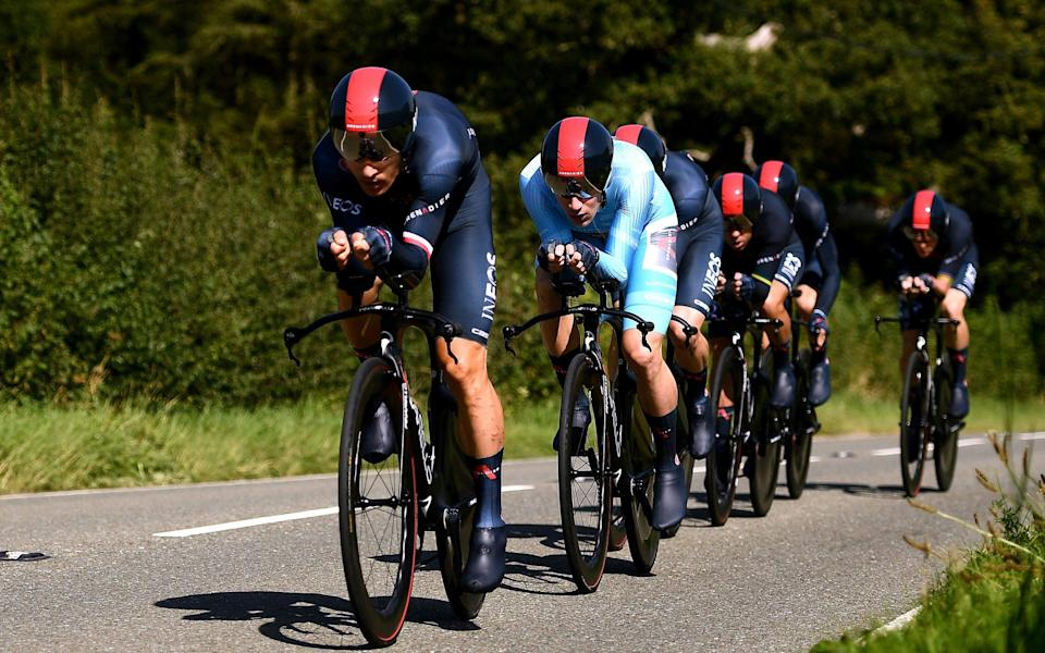 Ineos Grenadiers - GETTY IMAGES
