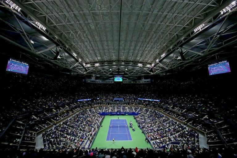 The US Open will take place as scheduled from August 31 but without spectators, officials confirmed on Tuesday
