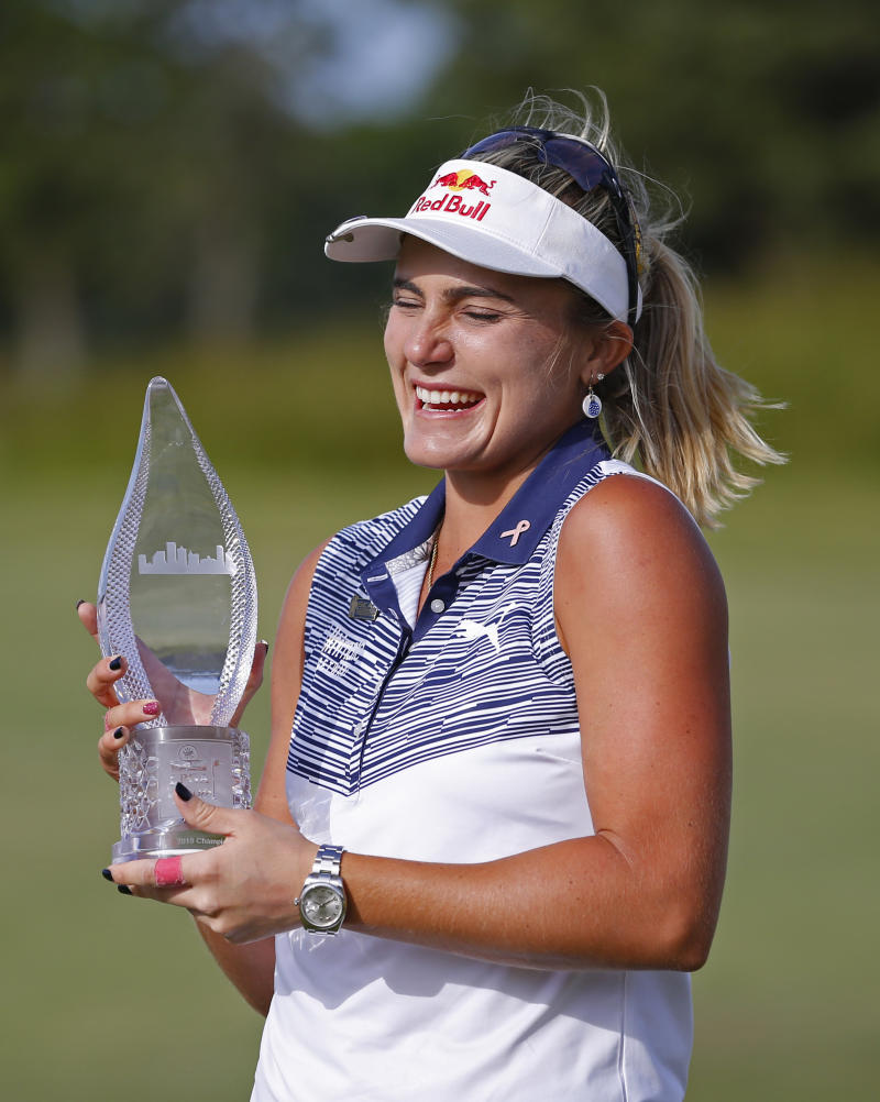 Lexi Thompson stages comeback to win ShopRite LPGA Classic