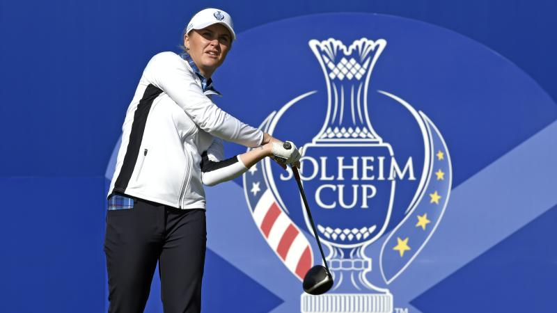 On This Day in 2013: Europe win Solheim Cup on American soil for first time