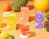 """<p>Between the playful packaging and the actual superfood ingredients inside, beloved Black-owned wellness brand Golde's new Super Ades are an instant mood booster, which all of our pals could use right about now. Debloat, destress and hydrate with these tasty, targeted formulas that mix with water for an instant perk-me-up.</p> <p><strong>Buy It!</strong> $14.99 per pack, <a href=""""https://goto.target.com/c/249354/81938/2092?subId1=PEOTheBestValentinesGiftsforYourFavoriteGirlssdodd1271LifGal12563530202102I&u=https%3A%2F%2Fwww.target.com%2Fs%3FsearchTerm%3Dgolde%26amp%3BNao%3D0"""" rel=""""nofollow noopener"""" target=""""_blank"""" data-ylk=""""slk:target.com"""" class=""""link rapid-noclick-resp"""">target.com</a></p>"""