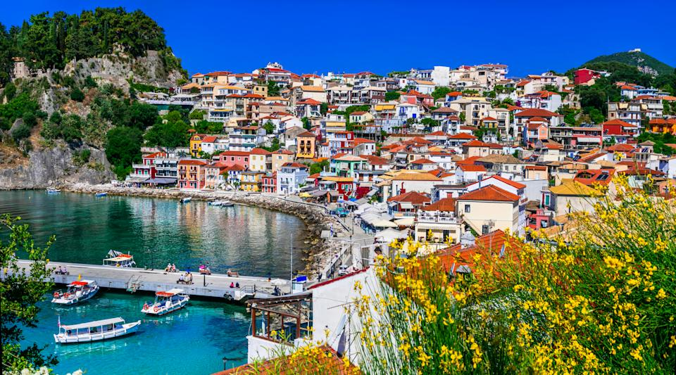 The beautiful colorful town of Parga. [Photo: Getty]