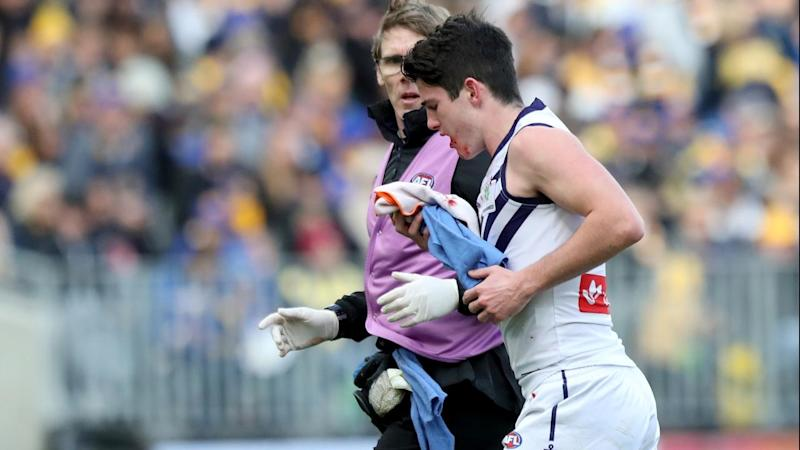 AFL EAGLES DOCKERS