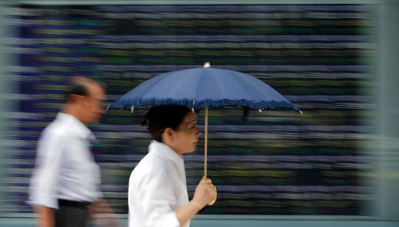 Stocks rise as governments plan to ease virus lockdowns
