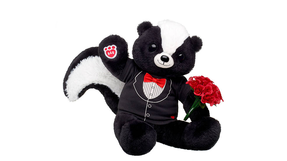Valentine's gifts for kids: Build-a-Bear