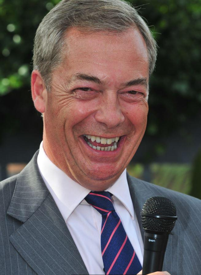 DUP could demand Nigel Farage plays role in Brexit ...