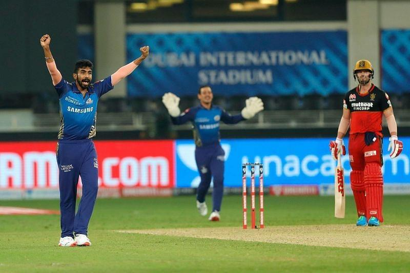 Can the Mumbai Indians avenge their previous defeat against the Royal Challengers Bangalore in IPL 2020? (Image Credits: IPLT20.com)