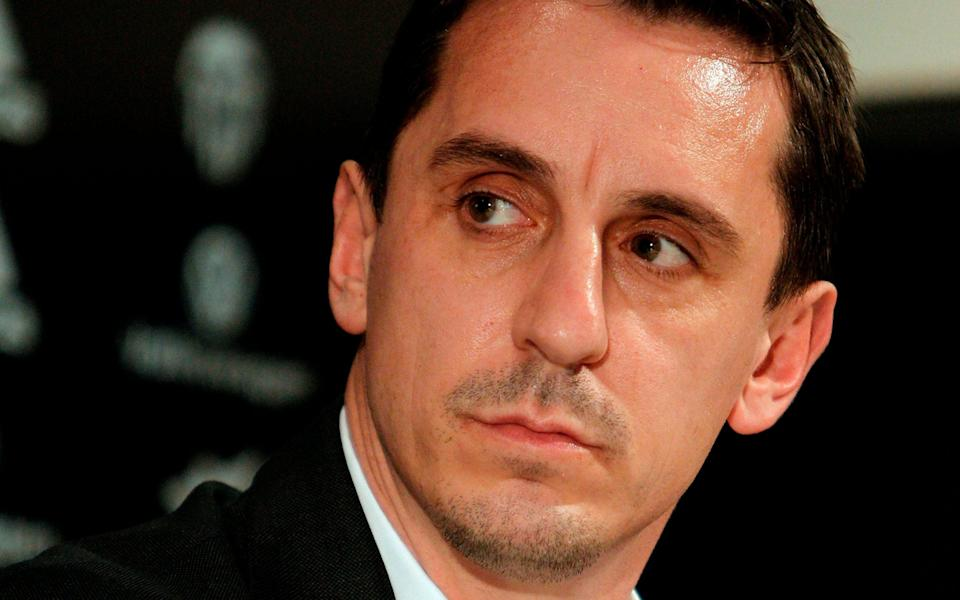 Manchester United and England great Gary Neville - Jose Jordan / AFP