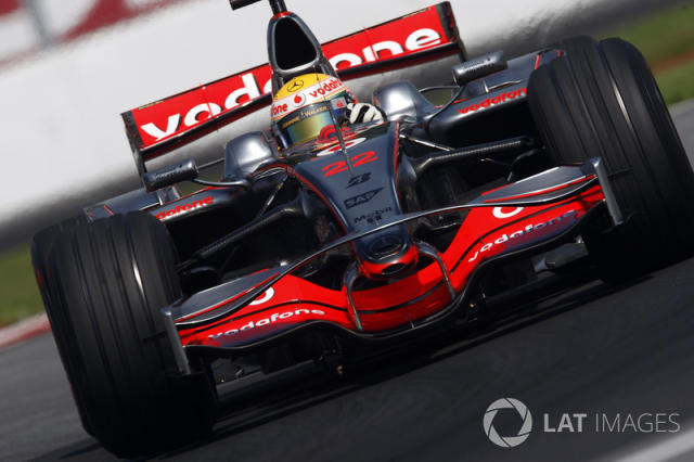 "McLaren MP4-23 (2008) <span class=""copyright"">Andrew Ferraro / Motorsport Images</span>"