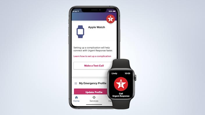 Best Buy Health is now available for the Apple Watch, making it easier for older adults to request assistance in case of an emergency.