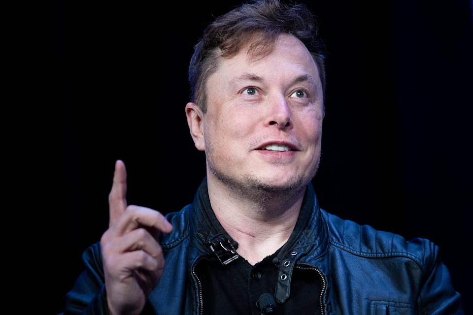 Elon Musk, founder of SpaceX and Tesla. Photo: Brendan Smialowski/AFP via Getty Images