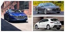 """<p>Despite continuing advancements in <a href=""""https://www.caranddriver.com/features/g26396687/cheapest-hybrid-cars/"""" rel=""""nofollow noopener"""" target=""""_blank"""" data-ylk=""""slk:hybrid and electric-car technology"""" class=""""link rapid-noclick-resp"""">hybrid and electric-car technology</a>, the good old-fashioned internal-combustion engine is still kickin'. In fact, affordable, fuel-efficient, gasoline-powered cars still outnumber electric cars, and they have a lock on the under-$30,000 category—for now. For those who want to spend more money on adventure and less on fossil fuels without forking over big money on a hybrid or electric vehicle, here are 12 of the most efficient gas-only models you can buy today.</p>"""
