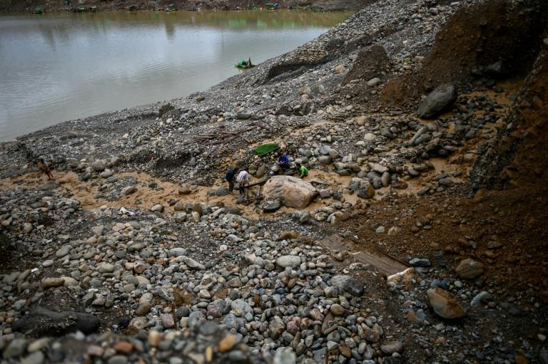 Analysts say many workers who travel to Myanmar's Kachin state to mine jade end up exploited by mafia operations that benefit kingpins and various armed groups
