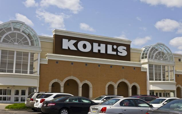 Kohl's (KSS) Stock Down on Weak Comps & Escalated SG&A Costs