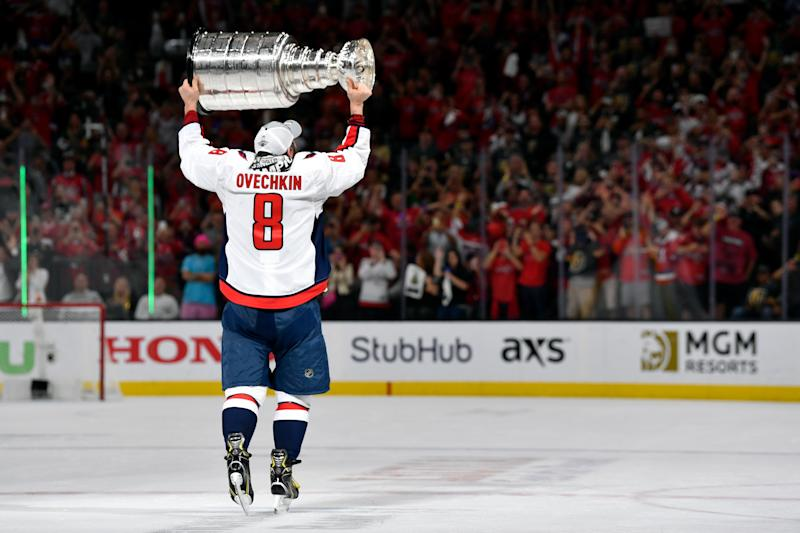 efcd4966 Alex Ovechkin is a Stanley Cup champion