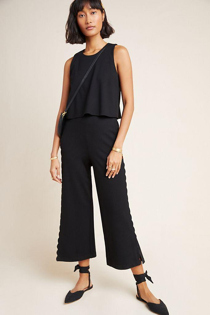 Freya Scalloped Jumpsuit