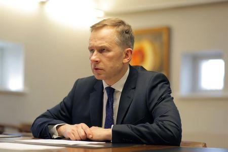 Latvian central bank boss detained by anti-corruption force