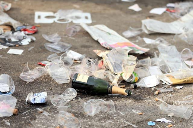 Drive to crackdown on litter louts