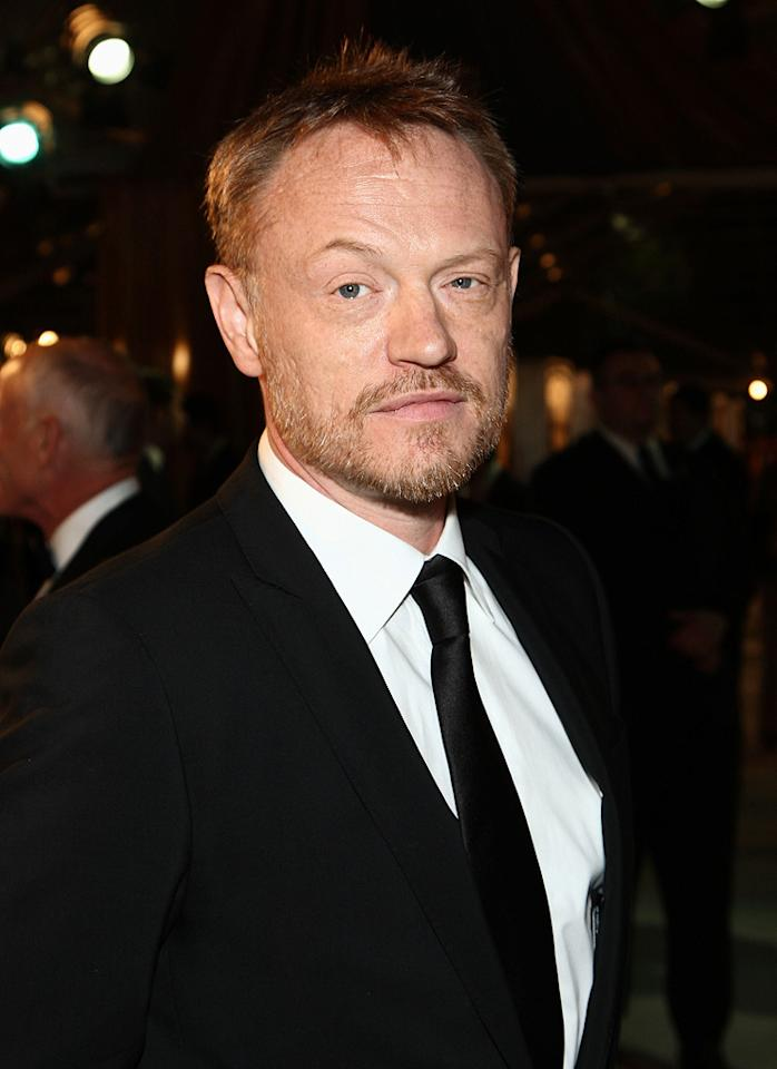 """<a href=""""http://movies.yahoo.com/movie/contributor/1800020406"""">Jared Harris</a> at the Los Angeles premiere of <a href=""""http://movies.yahoo.com/movie/1809785152/info"""">The Curious Case of Benjamin Button</a> - 12/08/2008"""