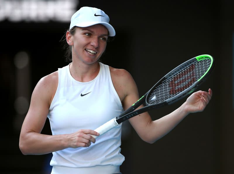 Halep withdraws from Palermo, organisers 'profoundly disappointed'