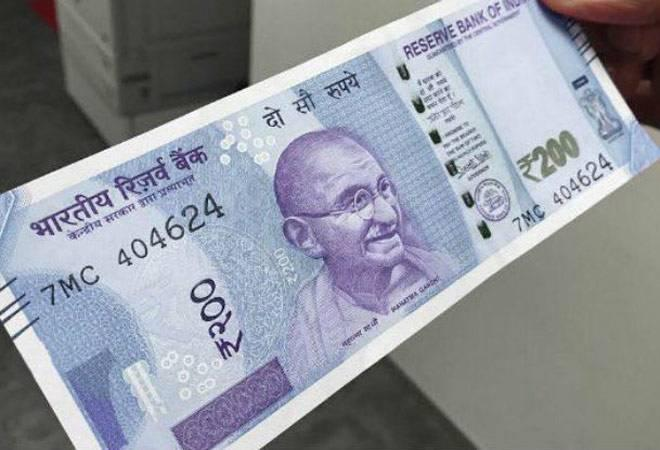 RBI to Introduce new Rs.200 Notes in the market