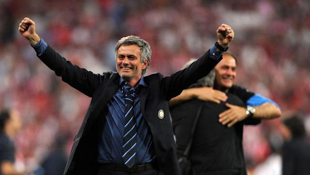 <p>Not content with seeing his nemesis Pep Guardiola get all the attention in 2009, Jose Mourinho pulled off an incredible feat one year later with Italian side Inter Milan, when he won Serie A, the Coppa Italia and the Champions League.</p> <br><p>Inter beat Roma 1-0 in the Coppa Italia and then ousted them in the league by just two points to secure an 18th title, before beating Bayern Munich in the Champions League final thanks to a Diego Milito brace, one game after a true Mourinho masterclass against Barcelona in the semi-final.</p>