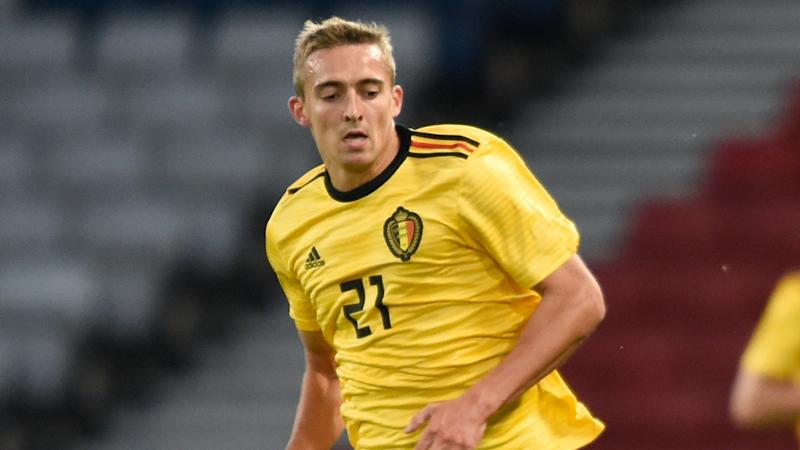 Leicester sign Belgium full-back Timothy Castagne