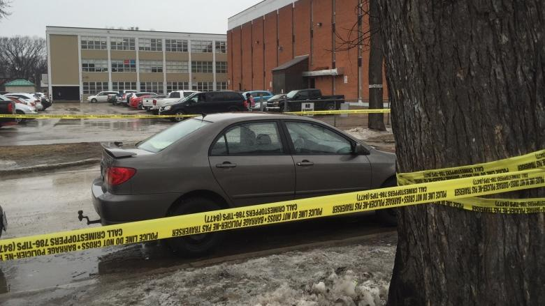 St. John's High School student stabbed, in critical condition