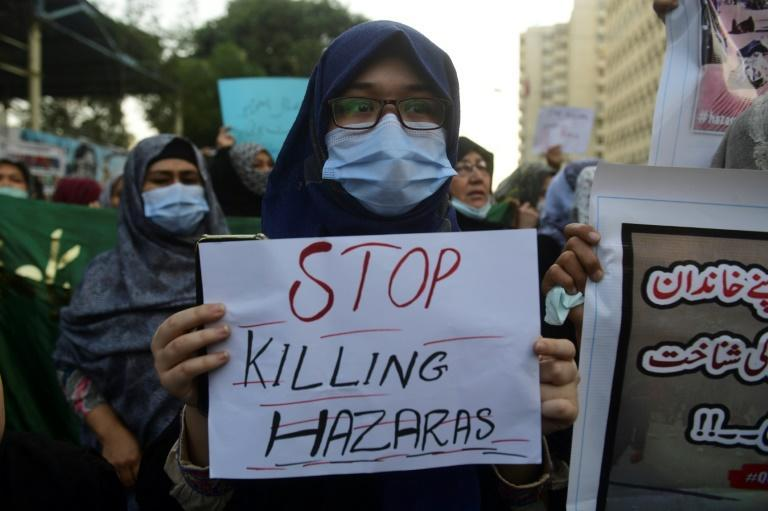 The murder of 10 Hazara coal miners prompted protests by thousands of Shiite Muslims in Pakistan