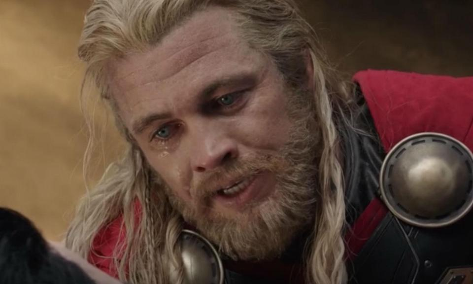 <p>Chris Hemsworth's brother played Thor, of course, in the same production from <em>Thor: Ragnarok.</em> </p>