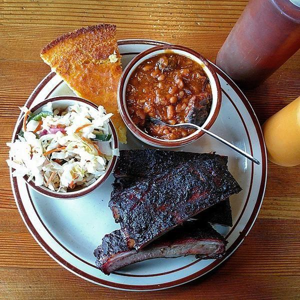 "<p><a href=""https://www.tripadvisor.com/Restaurant_Review-g52024-d852020-Reviews-Podnah_s_Pit_BBQ-Portland_Oregon.html"" rel=""nofollow noopener"" target=""_blank"" data-ylk=""slk:Podnah's Pit BBQ"" class=""link rapid-noclick-resp"">Podnah's Pit BBQ</a>, Portland</p><p>""Even if you don't think you're hungry enough, order the chili. It's unforgettable.<span class=""redactor-invisible-space"">"" -Foursquare user <a href=""https://foursquare.com/allison1j"" rel=""nofollow noopener"" target=""_blank"" data-ylk=""slk:Allison McCormick"" class=""link rapid-noclick-resp"">Allison McCormick</a></span></p>"