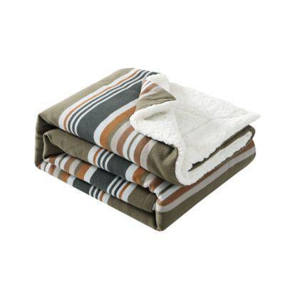 "<p><strong>Pendleton</strong></p><p>bedbathandbeyond.com</p><p><strong>$49.99</strong></p><p><a href=""https://go.redirectingat.com?id=74968X1596630&url=https%3A%2F%2Fwww.bedbathandbeyond.com%2Fstore%2Fproduct%2Fpendletton-reg-sanford-stripe-throw-blanket-in-capers%2F5485160&sref=https%3A%2F%2Fwww.housebeautiful.com%2Fshopping%2Fg34658286%2Fbed-bath-and-beyond-winter-backyard-furniture-decor%2F"" rel=""nofollow noopener"" target=""_blank"" data-ylk=""slk:Shop Now"" class=""link rapid-noclick-resp"">Shop Now</a></p>"
