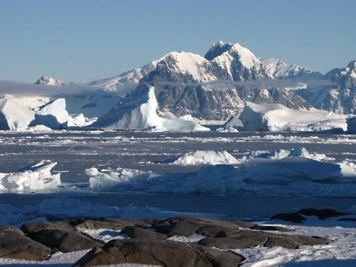 "<span class=""caption"">Severe ice loss from West Antarctica could cause catastrophic sea level rise.</span> <span class=""attribution""><span class=""source"">Bethan Davies</span>, <span class=""license"">Author provided</span></span>"
