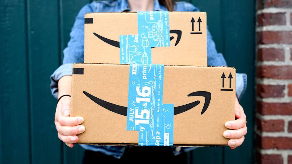 With the Amazon Prime Rewards card, perks go beyond free two-day shipping.