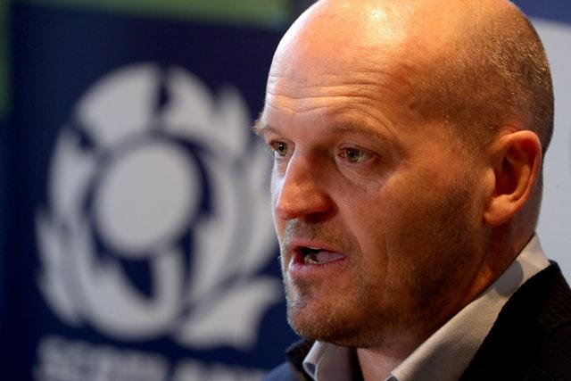 Gregor Townsend has connected with the Racing 92 fly-half
